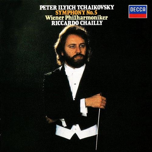 Tchaikovsky: Symphony No. 5 von Riccardo Chailly
