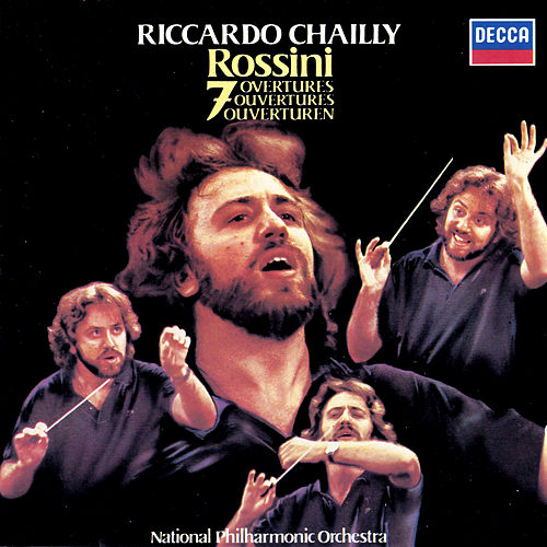 Rossini: Overtures von Riccardo Chailly