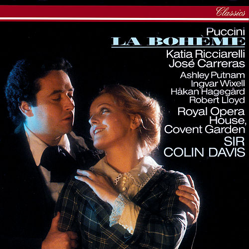 Puccini: La Bohème by Sir Colin Davis