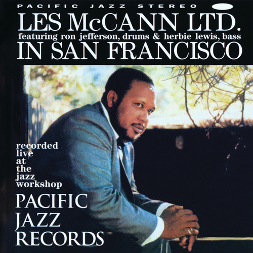 Les McCann Ltd. In San Francisco (Live) de Les McCann