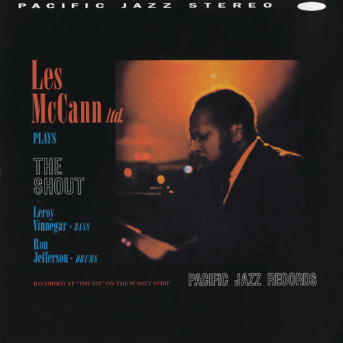 The Shout (Live) de Les McCann