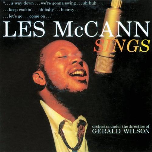 Les McCann Sings by Les McCann