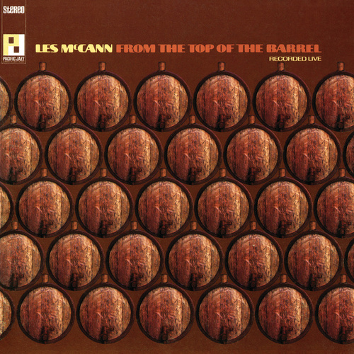 From The Top Of The Barrel (Live) de Les McCann