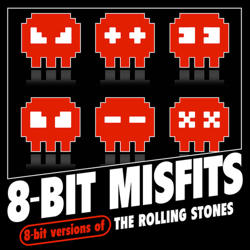 8-Bit Versions of The Rolling Stones de 8-Bit Misfits