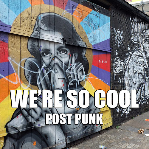 We're So Cool: Post Punk by Various Artists