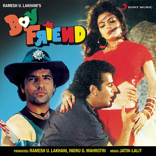 Boy Friend (Original Motion Picture Soundtrack) de Jatin Lalit