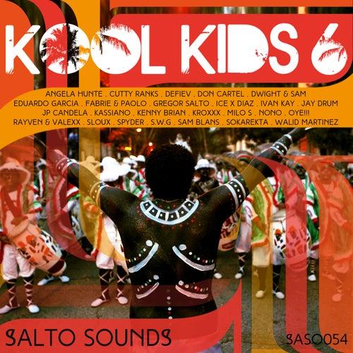 Gregor Salto Presents Kool Kids 6 by Various Artists