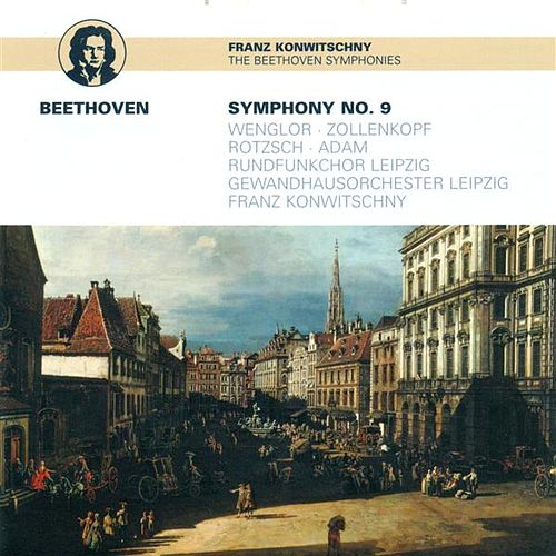 BEETHOVEN, L. van: Symphony No. 9 (Konwitschny) by Theo Adam