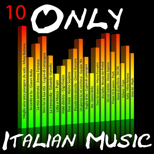 Only Italian Music Vol.10 von Various Artists