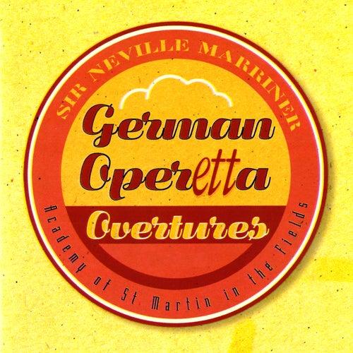 German Operetta Overtures by Orchestre Symphonique de Montréal