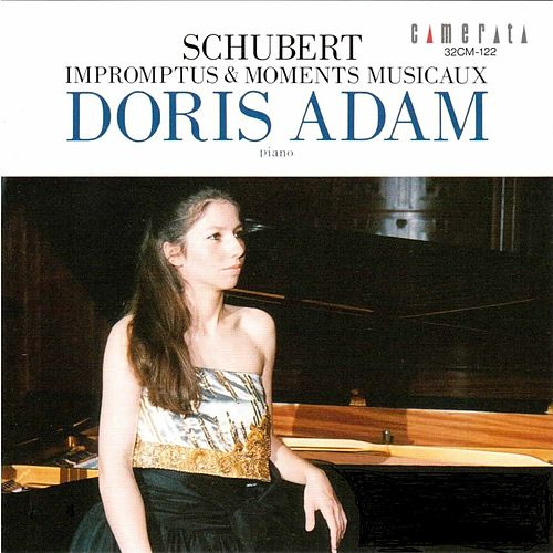 Impromptus & Moments musicaux de Doris Adam