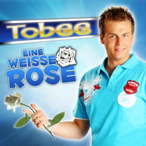 Eine weiße Rose von Tobee