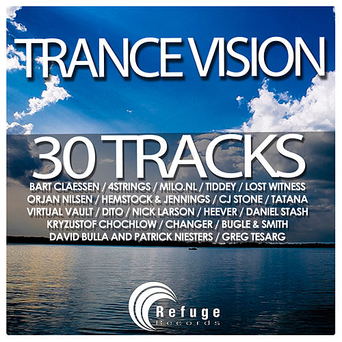 Trance Vision von Various Artists