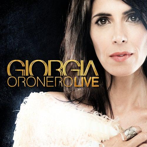 Oronero Live (Deluxe Edition) di Giorgia