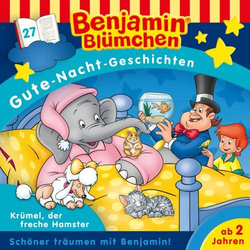 Gute Nacht Geschichten - Folge 27: Krümel, der freche Hamster von Benjamin Blümchen