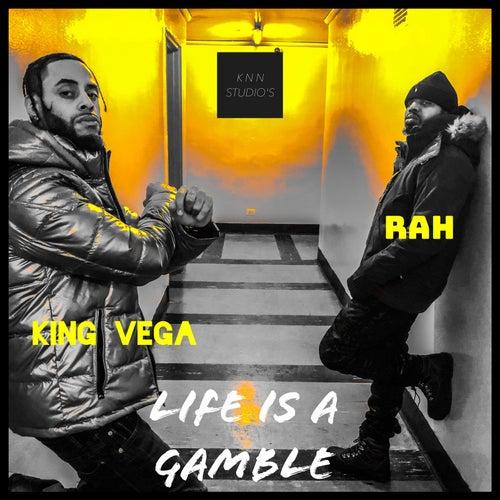Life Is a Gamble (feat. King Vega) de Rah the Broker