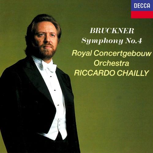 Bruckner: Symphony No. 4 von Riccardo Chailly