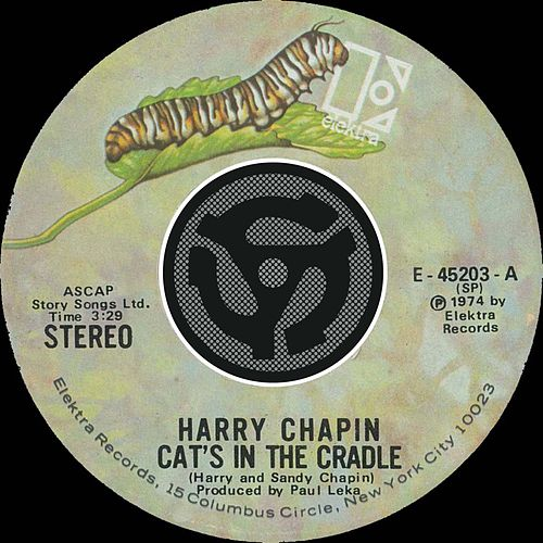 Cat's In The Cradle / Vacancy [Digital 45] van Harry Chapin