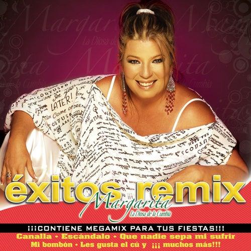 Exitos Remix de Margarita La Diosa De La Cumbia