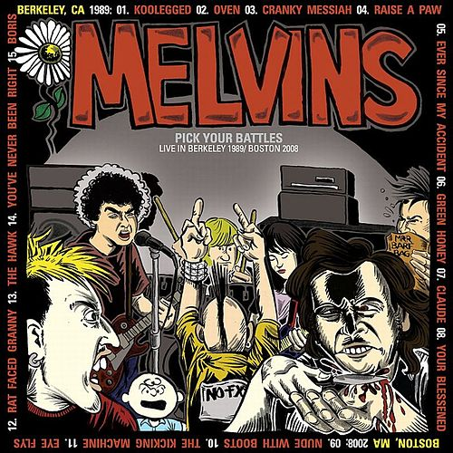 Pick Your Battles de Melvins