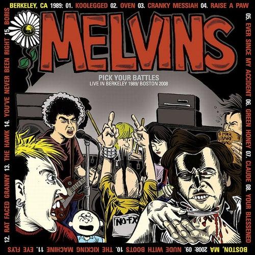 Pick Your Battles de Melvins
