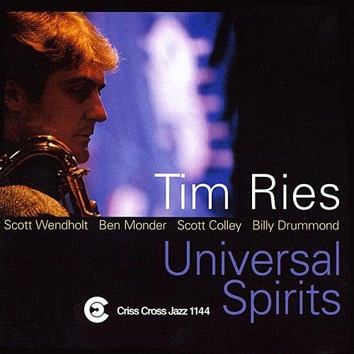 Universal Spirits von Tim Ries