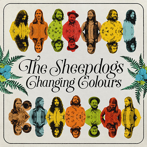 Changing Colours de The Sheepdogs