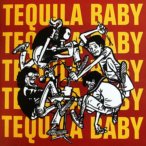 Ao Vivo No Dia Mundial do Rock by Tequila Baby