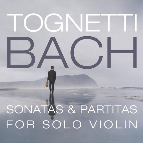 Bach: Sonatas & Partitas For Solo Violin by Richard Tognetti