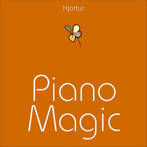 Piano Magic by Hjortur