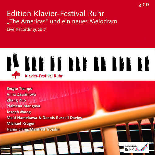 The Americas and a new Melodram: Edition Ruhr Piano Festival, Vol. 36 (Live) by Various Artists