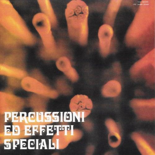 Percussioni ed effetti speciali by Piero Umiliani