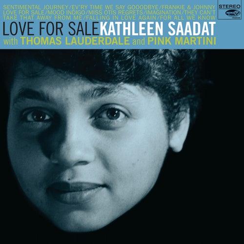 Love for Sale by Kathleen Saadat
