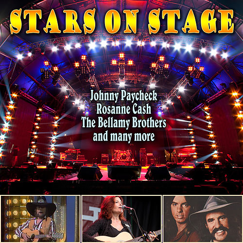 Stars on Stage by Various Artists
