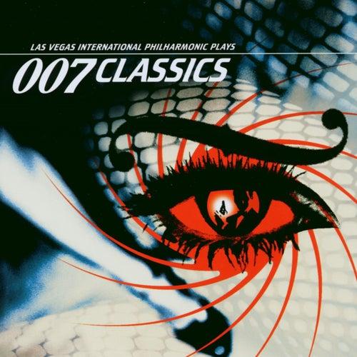The Las Vegas International Philharmonic Plays 007 Classics by The Las Vegas International Philharmonic
