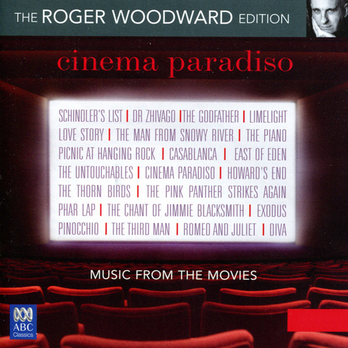 Cinema Paradiso - Music From The Movies de Roger woodward