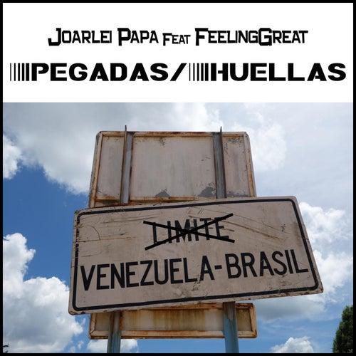 Pegadas / Huellas de Joarlei Papa