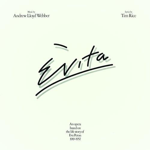 Evita (1976 Concept Album) by Andrew Lloyd Webber