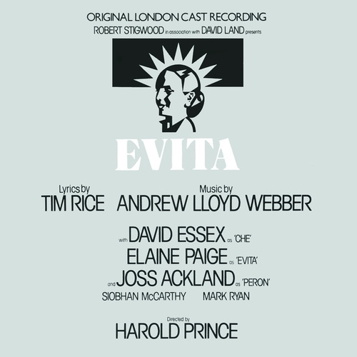 Evita (Original London Cast Recording) by Andrew Lloyd Webber
