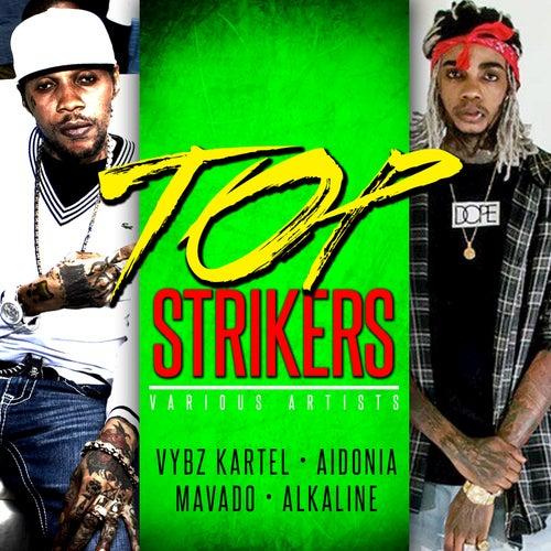 Top Strikers by Various Artists