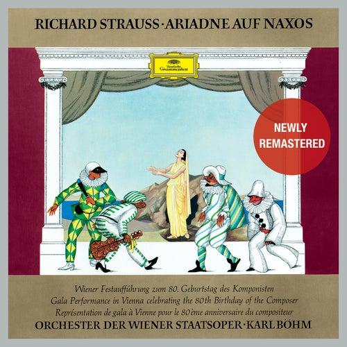 R. Strauss: Ariadne auf Naxos, Op.60, TrV 228 (Live) by Karl Böhm