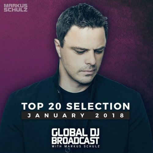 Global DJ Broadcast - Top 20 January 2018 de Various Artists