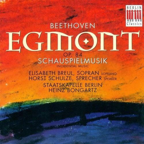 BEETHOVEN, L. van: Egmont (Bongartz) de Heinz Bongartz