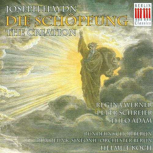 HAYDN, F.J.: Schopfung (Die) (The Creation) [Oratorio] (Koch) by Peter Schreier