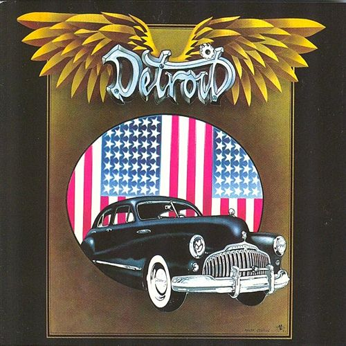 Mitch Ryder and Detroit by Detroit
