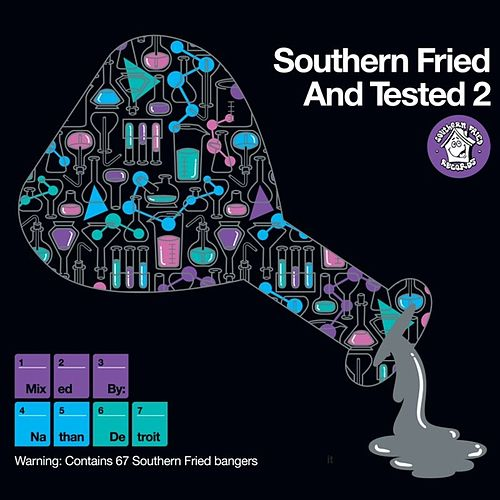 Southern Fried & Tested 2 (Unmixed Version) de Various Artists