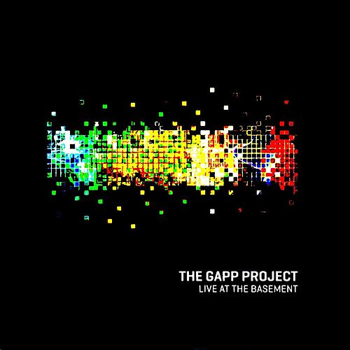 Live at the Basement de The Gapp Project