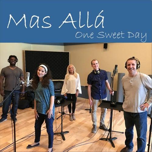 Mas Allá (One Sweet Day) [feat. Rebecca Lopez & Yaphet Bustos] by Wayne Burton