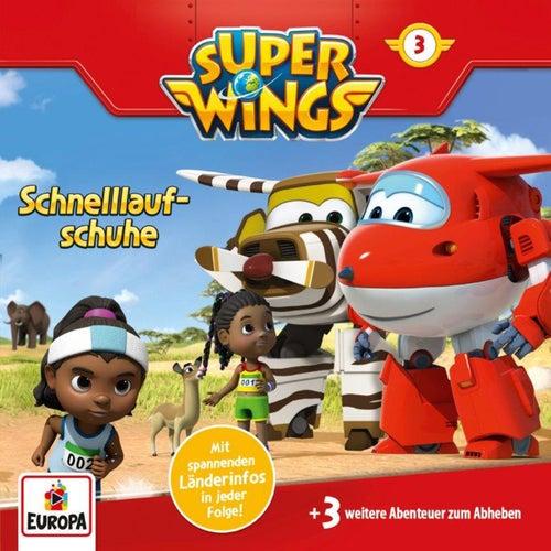 003/Schnelllaufschuhe von Super Wings