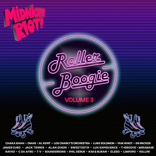 Roller Boogie, Vol. 3 von Various Artists